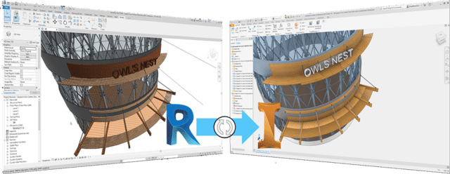 what's new in inventor 2021 connect workflow revit