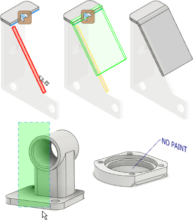 what's new in inventor 2021 sheet metal