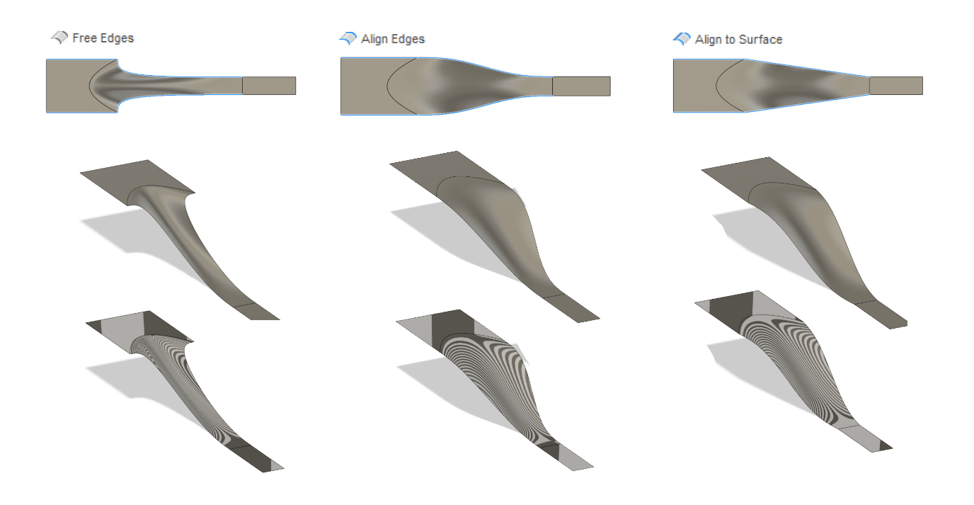 what is fusion 360 loft surfaces