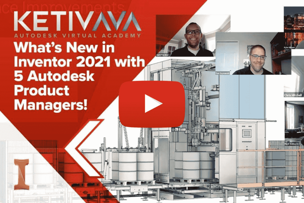what's new inventor 2021 ava