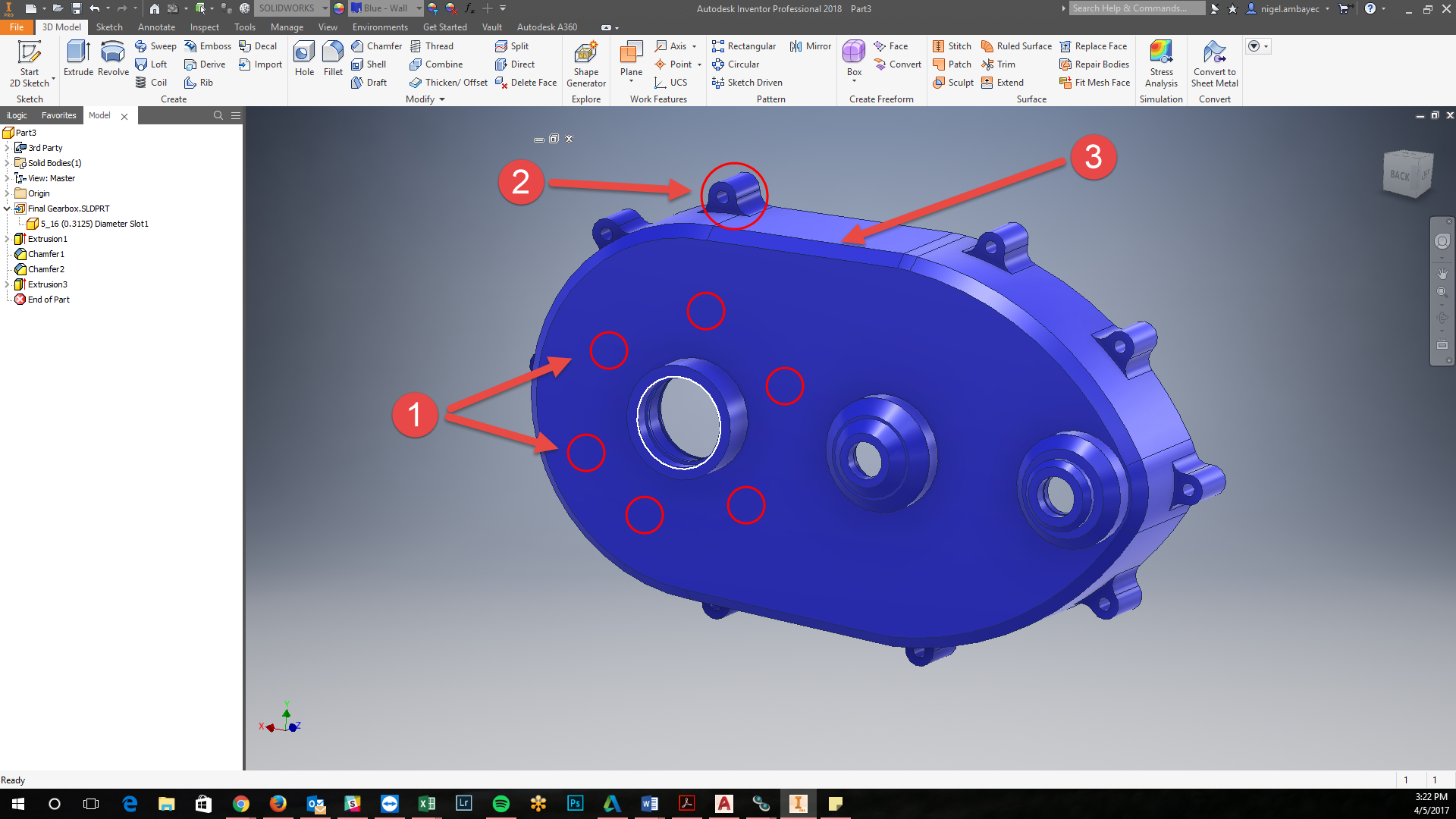 Autodesk Inventor AnyCAD - Updated Design