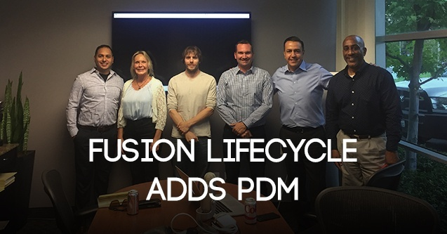 Fusion Liceycle PDM