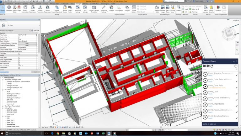 What's New in Revit 2018 - Dynamo Player