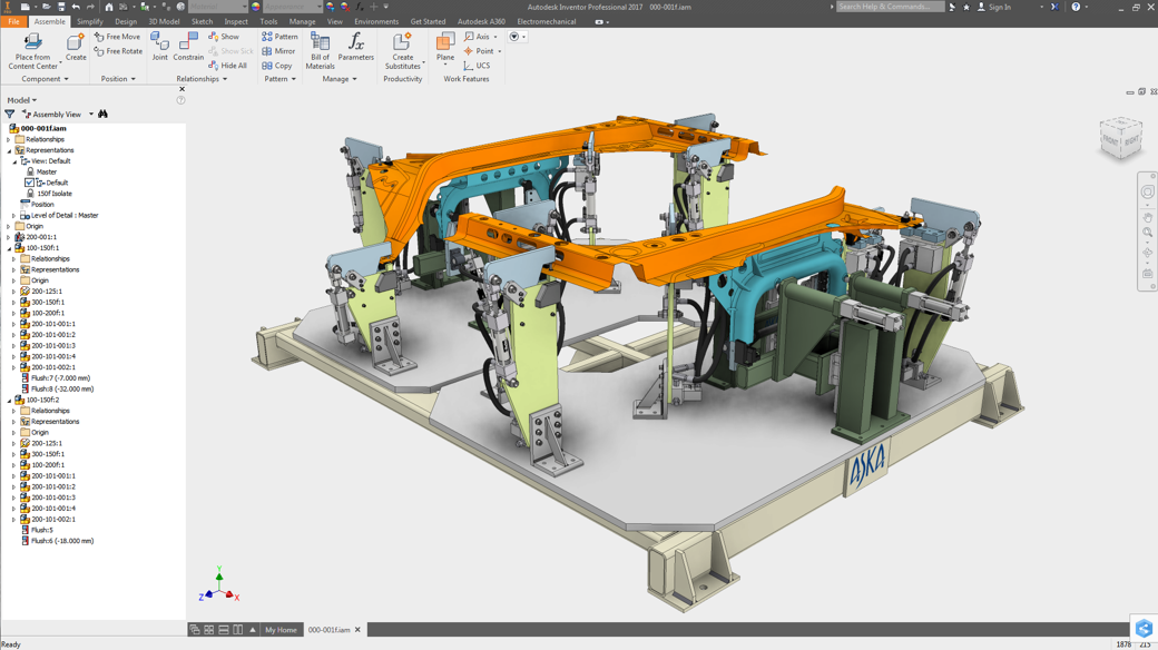 What's New in Autodesk Inventor 2017 - Part 4 | KETIV
